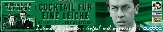 Hier geht's zu unserem COCKTAIL FÜR EINE LEICHE-Gewinnspiel ...