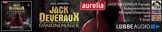 Hier geht es zu unserem JACK DEVERAUX-DÄMONENJÄGER-Gewinnspiel ...
